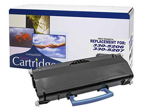 3330dn Printers - Remanufactured Toner Cartridge Replacement for DELL 3330dn PRINTER CARTRIDGE- H-Y