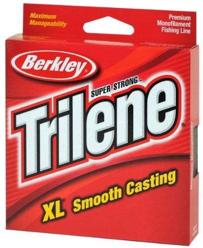 Berkley Trilene XL Smooth Casting Clear Fishing Line - 8 lb Test