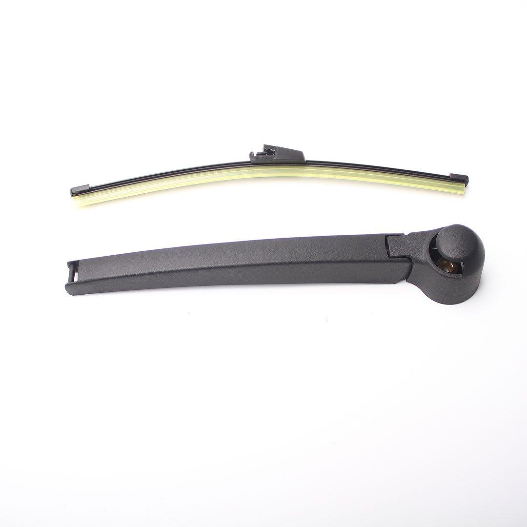 ANNDDO para VW Golf Mk4 IV Polo 9N 6N2 marca nuevo limpiaparabrisas trasero brazo y conjunto de cuchillas: Amazon.es: Coche y moto