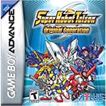 amazon com super robot taisen original generation artist not