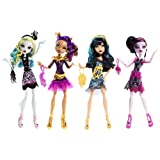 Monster High Frights, Camera, Action! Black Carpet Clawdeen Wolf Doll