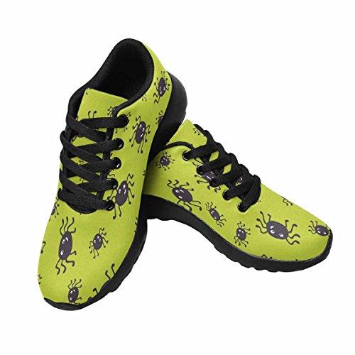 Scarpa Da Jogging Leggera Da Donna Running Jogging Leggera Easy Go Walking Sport Comfort Scarpe Da Corsa Multi 9