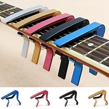 Cápsulas de guitarra con forma de corazón, cambio rápido, para guitarra, guitarra, guitarra, guitarra, accesorios para ukelele eléctrico acústico, ...