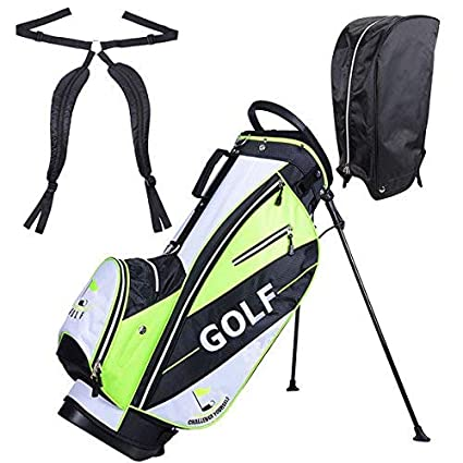 Amazon.com: 14 compartimentos ranura Club de Golf soporte y ...