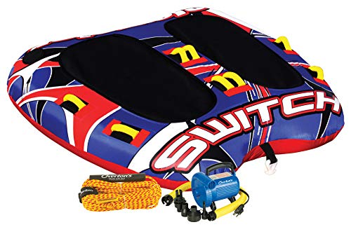 Package Towable - Gladiator Switch 2-Person Towable Tube Package