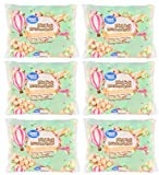 Great Value Mini Marshmallows, Fruit Flavored, 10 oz (Pack of 6)