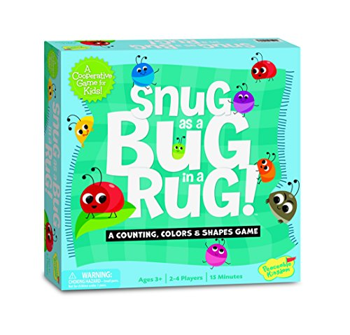 ug as a Bug in a Rug Award Winning Preschool Skills Builder Game for Kids ()