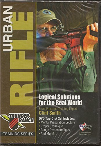 Urban Rifle - Clint Smith - Firearms Training Handguns - Logical Solutions Defensive Shooting