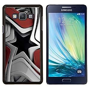 LECELL--Funda protectora / Cubierta / Piel For Samsung Galaxy A7 A7000 -- Resumen de la estrella --