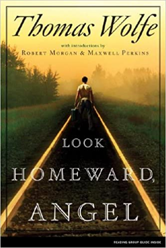 Look Homeward Angel Thomas Wolfe 2015743297318 Amazoncom Books