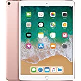Apple iPad Pro 9.7 Multi-Touch Retina Display, 128GB, WiFi plus  4G LTE Cellular, A9X Chip, Bluetooth, 12MP iSight Camera, Smart Connector, Rose Gold