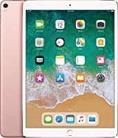 """Apple iPad Pro 9.7"""" Multi-Touch Retina Display, 128GB, WiFi plus  4G LTE Cellular, A9X Chip, Bluetooth, 12MP iSight Camera, Smart Connector, Rose Gold"""