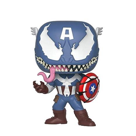 Mc Iron Man Modelo Funko Pop Marvel Venom Dolls