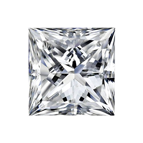 GIA Certified Princess Natural Loose Diamond ( Carat: 0.95, Color: G, Clarity: SI2 )