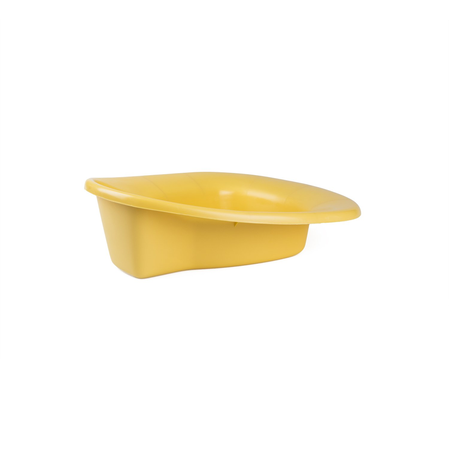 Medegen Medical Products H113-05 Bedpans, Commode, 2 quart Capacity, 15'' x 11.4'' x 4.6'' x 2.6'', Gold (Pack of 50)