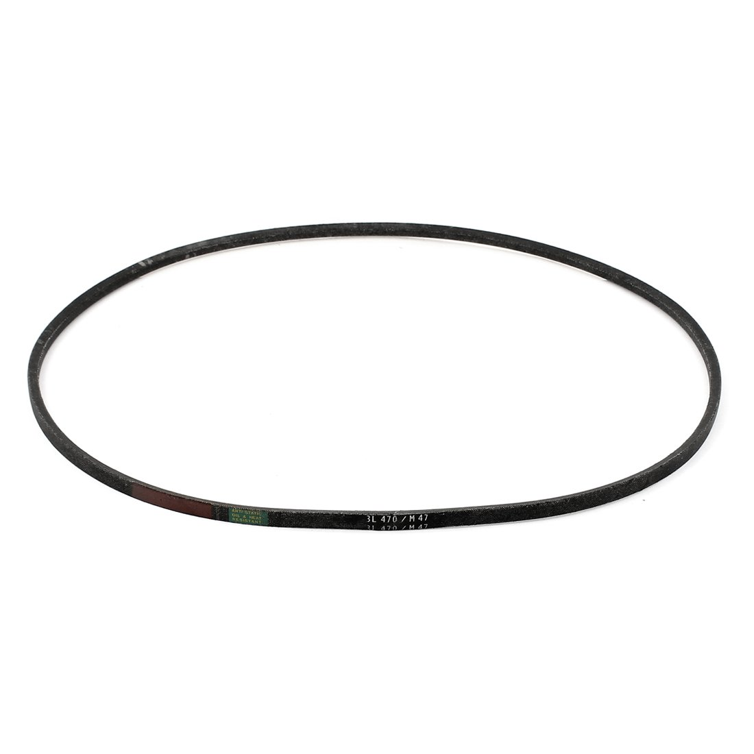 sourcingmap/® Tosaerba trasmissione sostituzione cinghia V M tipo M47 47 lunghezza