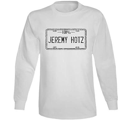 Jeremy Hotz 100 Percent Comedian Comedy Worn Look Fan Long