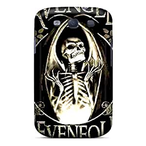 New Imx12504CHrk Avenged Sevenfold Covers Cases For Galaxy S3