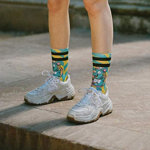 Mid High American Socks Stay Cool