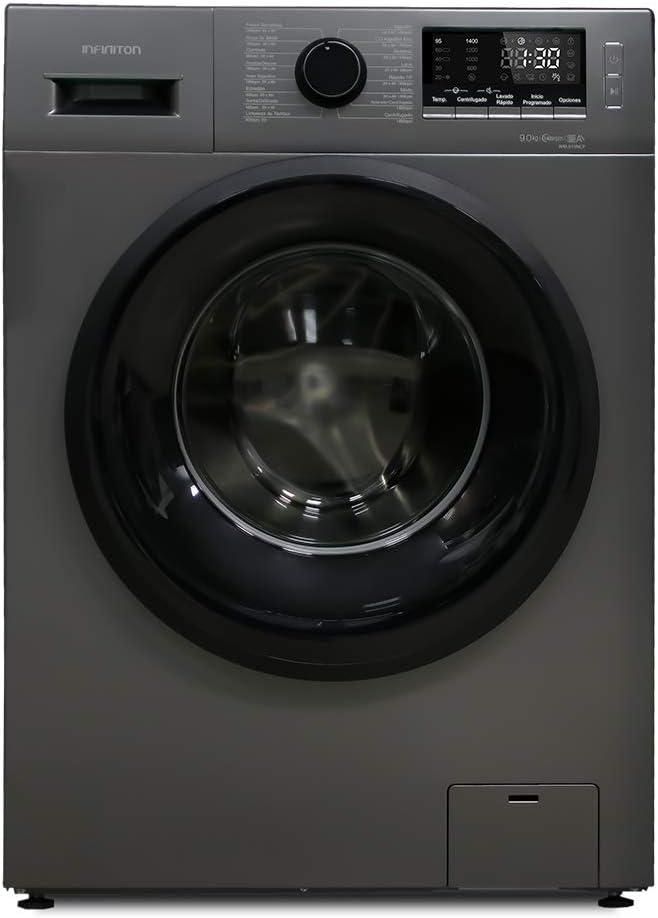 Lavadora integrable Infiniton WM-B84 clase A+++ 8kg 1400rpm: 469 ...
