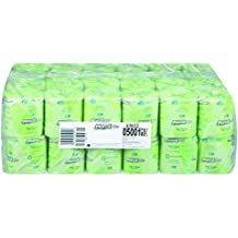 Marcal Pro Toilet Paper 100% Recycled - 2 Ply, White Bath Tissue, 504 Sheets Per Roll - 48 Individually Wrapped Rolls Per Case Green Seal Certified Toilet Paper 05001