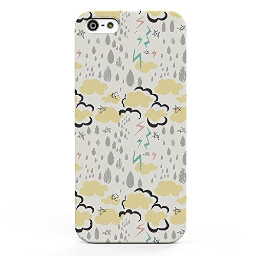Koveru Back Cover Case for Apple iPhone 5S - Monsoon design