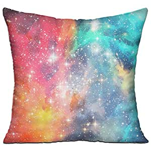 DGMEWIA Colorful Indoor Casual Bedding Pillow With 18*18 Inch