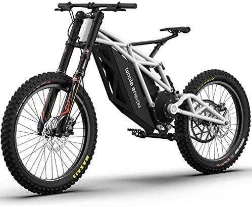 LJLYL Bicicleta Todo Terreno para Adultos, con 48V 20Ah-21700 ...