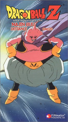 Amazon Dragon Ball Z Majin Buu Defiance Uncut [VHS] Doc Cool Bownloab Rade Ba Idi