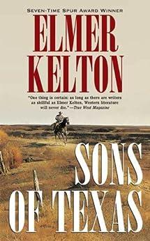 Sons of Texas by [Kelton, Elmer]