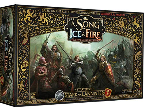 Price comparison product image Asmodee Italia Robb Stark Miniature Game,  Multicoloured,  10400