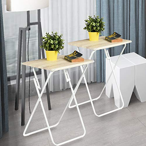 Aingoo Folding TV Trays