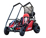 Coleman Powersports Coleman KT100 Gas Powered Off Road go Kart