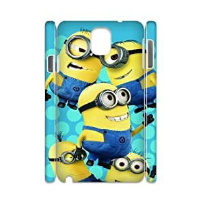 Despicable Me FG0005401 3D Art Print Design Phone Back Case Customized Hard Shell Protection Samsung galaxy note 3 N9000