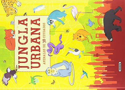 Jungla urbana (Grandes ilustrados) por Victoria Woodgate