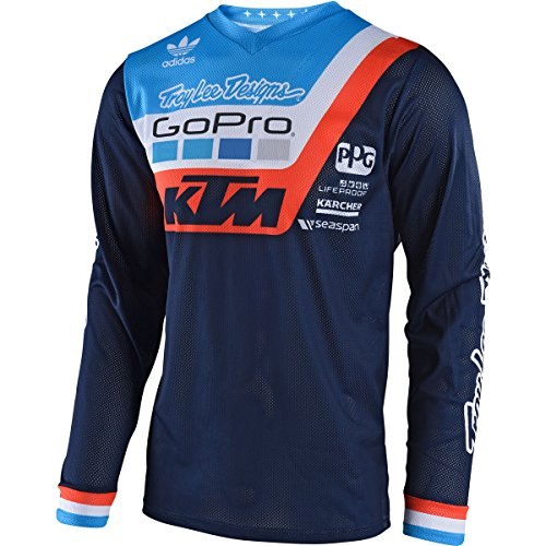Troy Lee Designs 2018 GP Air Jersey - Prisma (XX-LARGE) (TEAM (Xx Large Off Road Jerseys)
