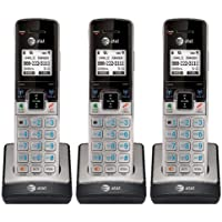 AT&T TL90073 Cordless Handset DECT 6.0 Technology 1.9GHz (3 Pack)