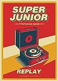 Super Junior 8集リパッケージ - REPLAY (通常盤)