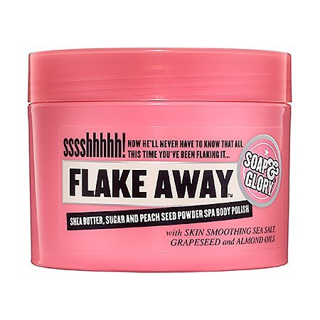 Soap & Glory Flake Away(TM) Body Polish 10.1 oz by Soap & Glory by Soap & Glory