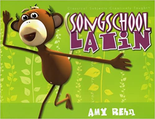 Song School Latin: Book 1 (English and Latin Edition): Amy