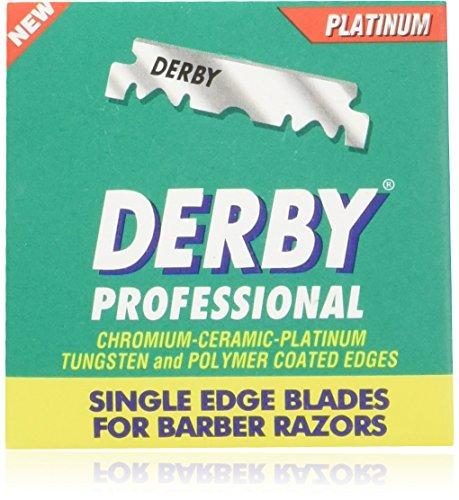 Blades Single Edge Derby Extra Super Stainless Razor Blades #Barber Razors (100 Blades)