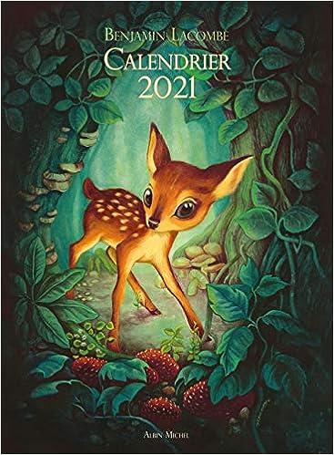Calendrier 2021 Benjamin Lacombe Calendrier 2021 (French Edition): Lacombe, Benjamin: 9782226456014