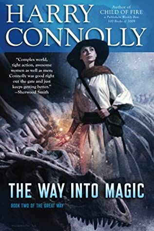 book cover of The Way into Magic