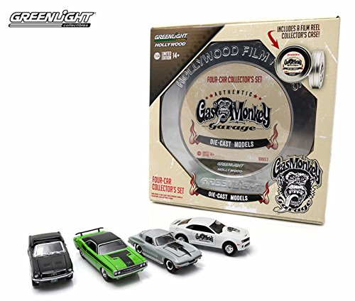 Amazon.com: GREENLIGHT 1:64SCALE HOLLYWOOD FILM REELS