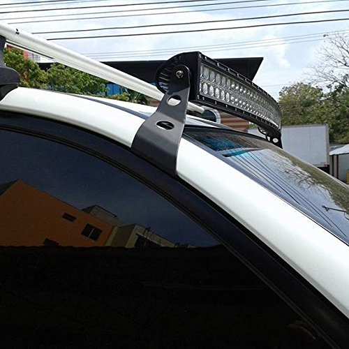 good SOLCO 50 Inch Curved Led Light Bar Spot Flood Combo ... on