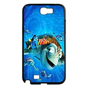Finding Nemo - Just Swimming Productive Back Phone Case For Samsung Galaxy Note 2 Case -Pattern-3