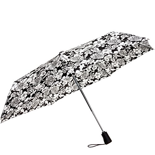 Totes Auto Close Compact Umbrella