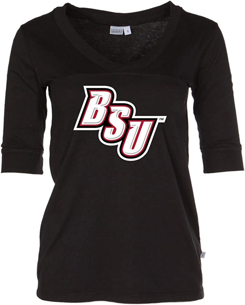 Official NCAA Bridgewater State University Bears Womens Football Tee Shirt