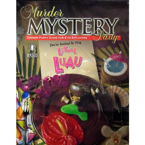 Murder Mystery Party - Lethal Luau -