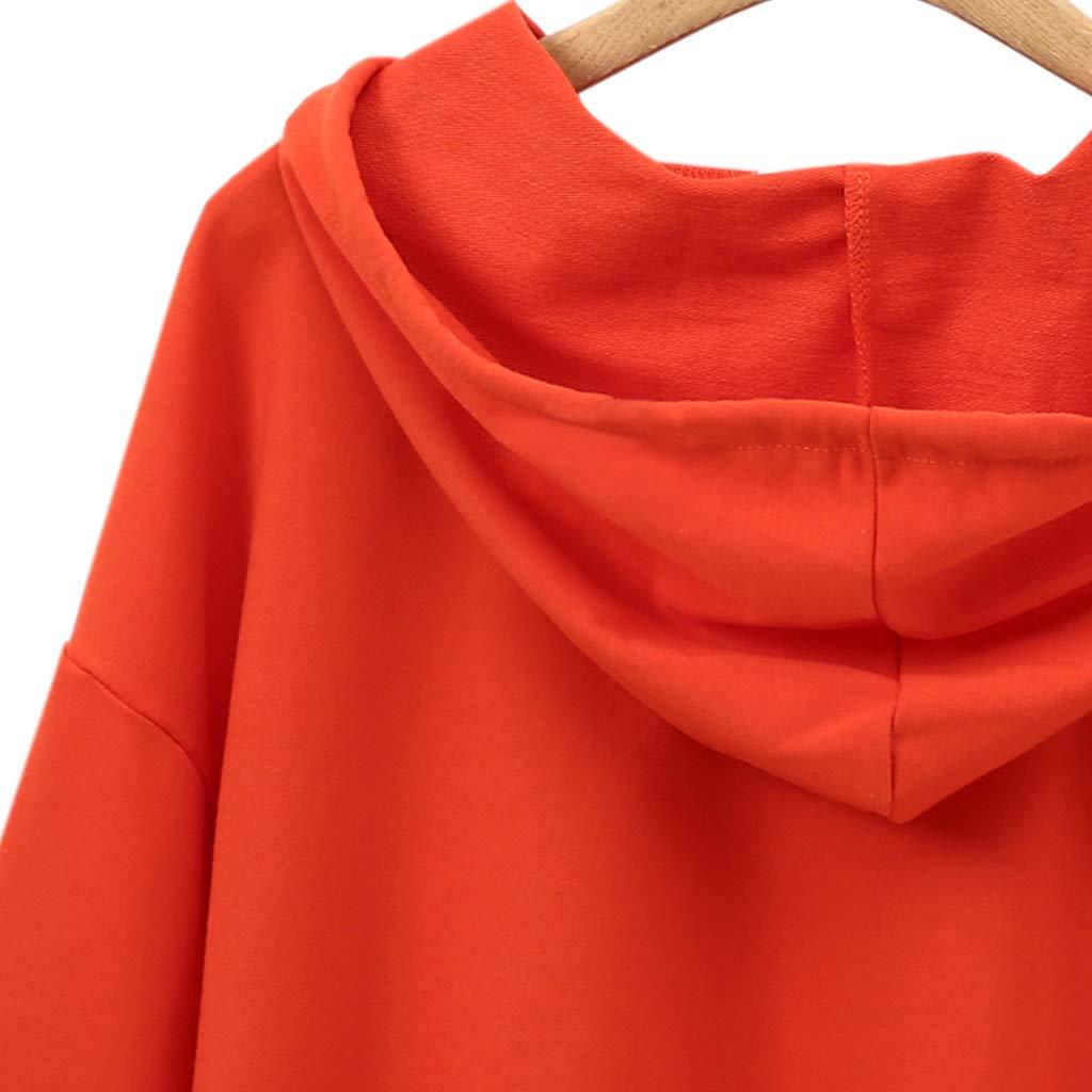 Women Letter Print Hoodie Sweatshirt Teen Girls Long Sleeve Pullover Jumper Sweater Jacket Shirts Tops